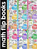 Math Bundle for the Year - Flip and Solve {GROWING BUNDLE}