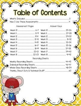 Math CCSS Assessments - FIRST GRADE - Second Quarter