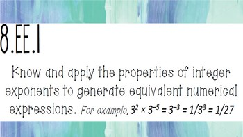 Math CCSS Posters