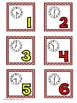 Math Calendar Cards