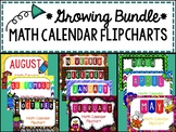 Math Calendar - GROWING BUNDLE
