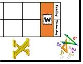 Math Calendar! Math Bulletin Board! Math Theme! Math Theme Calendar! Math Class!