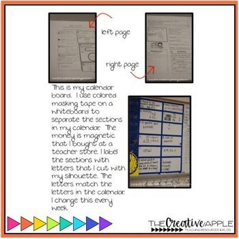 Math Calendar / Spiral Review: K-5