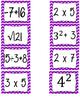 Math Calendar Numbers