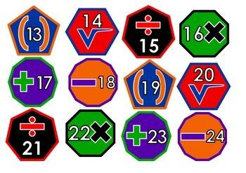 Math Calendar Pattern - Morning Meeting - Math Center