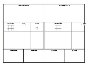 Math Calendar Routine
