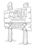 Math Camp-In:  Grade 2