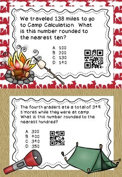 Math Camp STAAR Review 4th Grade