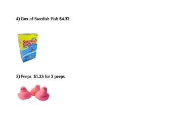Math Candy Shop Decimals