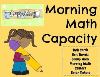 Math- Capacity