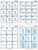 Multi-Match Game Cards 3M: Understanding Area of a Rectangle