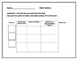 Math Card Games Activities