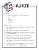 Math Card Games -- Addition, Subtraction, Multiplication, & Division of Integers
