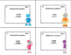 Math Cards Grade 4 Subtracting Multi-Digit Whole Numbers C