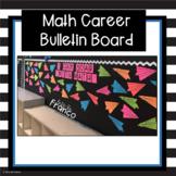 Math in Careers Bulletin Board