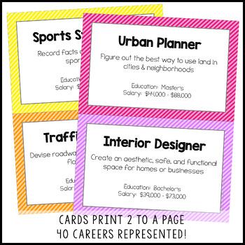 Math Careers Bulletin Board