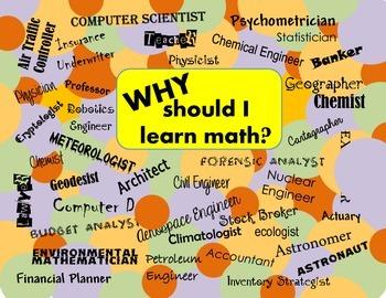 Math Careers Splash