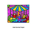 Math Carnival Project
