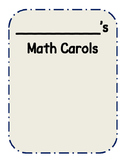 Math Carols (Exponents, Transformations, Geometry, Coordin