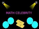 Math Celebrity