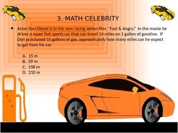 Math Celebrity Part 2