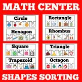 Shapes | Preschool Kindergarten 1st Grade | Activity Puzzl