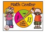 "Math Center ""Doubles, Halves, Factors, and Rounding"""