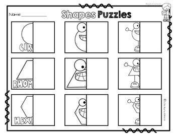 Math Center Activities