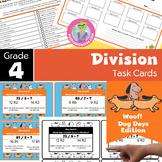 Math Centers: 4th Grade | Math Task Cards Grade 4 - Division