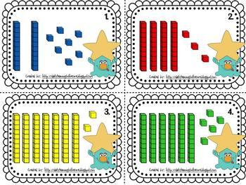 Expanding Numbers using Base 10 Blocks