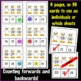 Math Center Activity Counting Numbers 11-20 Missing Number Patterns DUCK THEME