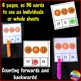 Printable Math Activity Counting Numbers 11-20 Missing Number Pattern PIZZA