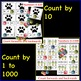 Printable Math Center Activities BUNDLE Counting Number Missing Numbers Patterns