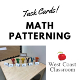 Math Center Activity: Patterning