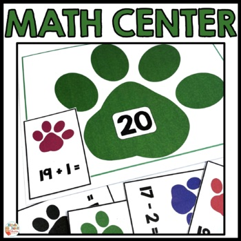 Math Center Basic Operations
