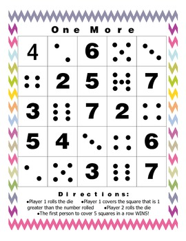 Math Center Buddy Games