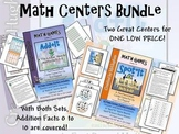 Math Center Bundle - Add+It (Facts 0-5) and Spot*It (Facts 6-10)