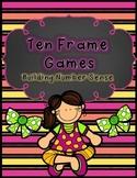 Number Sense - Ten Frame Games