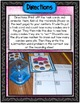 Math Center ~ Candy Subtraction