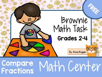 Math Center: Compare Fractions