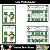 St.Patrick's Day-- Doin' The St. Patty's Day Bump Subtraction