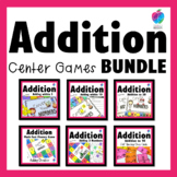 Math Center - Fluency Games Bundle - No Prep