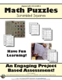 Math Center Game Common Core Aligned 4.NBT.4 - Adding - Su