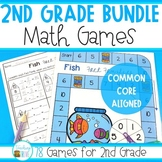 Math Games for Second Grade Distance Learning