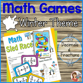 Math Games (fractions, decimals)