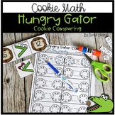 Math Center: Hungry Gator Comparing (Comparing Numbers Wit