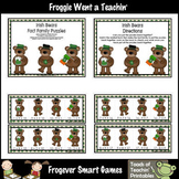 St.Patrick's Day--Irish Bears Fact Families