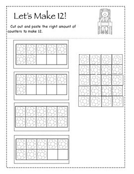 Math Center Journal Pages