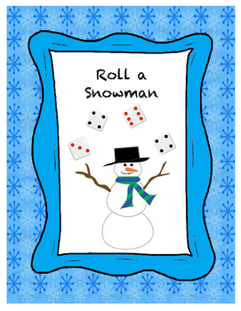 Math Center: Make a Snowman Using Addition and Subtraction Facts