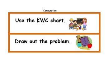 Math Center Mini Lesson Strategies (C)